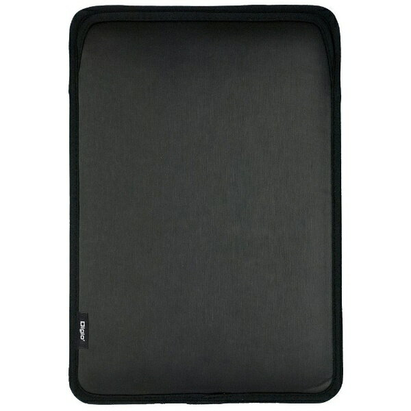 ナカバヤシ Nakabayashi MacBook Air 13インチ用専用スリップインケース(ブラック) SZCMA3103BK[SZCMA3103BK]画像