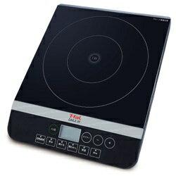 T-fal ティファール 卓上型IH調理器 「デイリーIH」(1口) IH2028JP ブラック[IH2028JP]