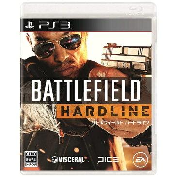 EA(エレクトロニックアーツスクウェア) バトルフィールド ハードライン【PS3ゲームソフト】[バトルフィールドハードライン]