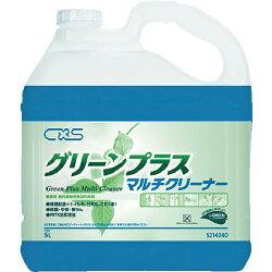 【送料無料】カイセ洗浄剤グリーンプラスマルチクリーナー5L5214340[5214340]