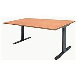 【メーカー直送品・き】ガラージfantoniGTテーブル基本(木目)GT-129H410-435