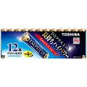 東芝 TOSHIBA LR03H 12MP 単4電池 IMP...