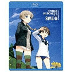 角川映画 ストライクウィッチーズ2 Blu-ray 第6巻 初回生産限定版