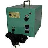【送料無料】 日章 変圧器 (ダウントランス)「トランスフォーマ NDF-Eシリーズ」(220V・1500W) NDF-1500E[NDF1500E]