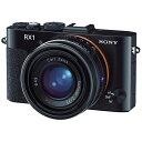 DSC-RX1の製品写真