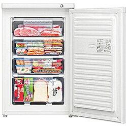 【標準設置費込み】シャープ冷凍庫(86L)FJ-HS9X-Wホワイト系[FJHS9X]