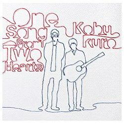 ワーナーミュージックジャパン コブクロ/One Song From Two Hearts/ダイヤモンド 【音楽CD】