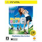ソニーインタラクティブエンタテインメント みんなのGOLF 6 PlayStation Vita the Best【PS Vitaゲームソフト】