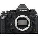 ニコン Nikon Df【ボディ(レンズ別売)】(ブラック/デジタル一眼レフカメラ)[DFBK]