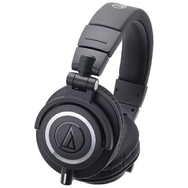 オーディオ, ヘッドホン・イヤホン  audio-technica ATH-M50X 3.5mm ATHM50Xrbcpn