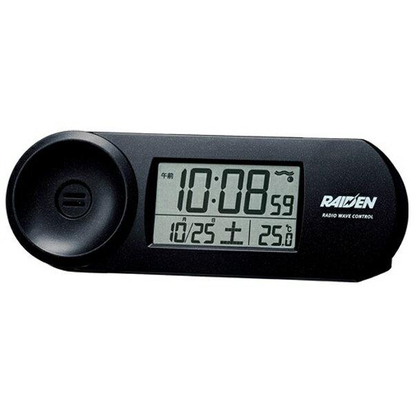 置き時計・掛け時計, 置き時計  SEIKO RAIDEN NR532K