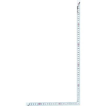 トラスコ中山 JISシルバー曲尺同厚サイズ30cm TK302CN
