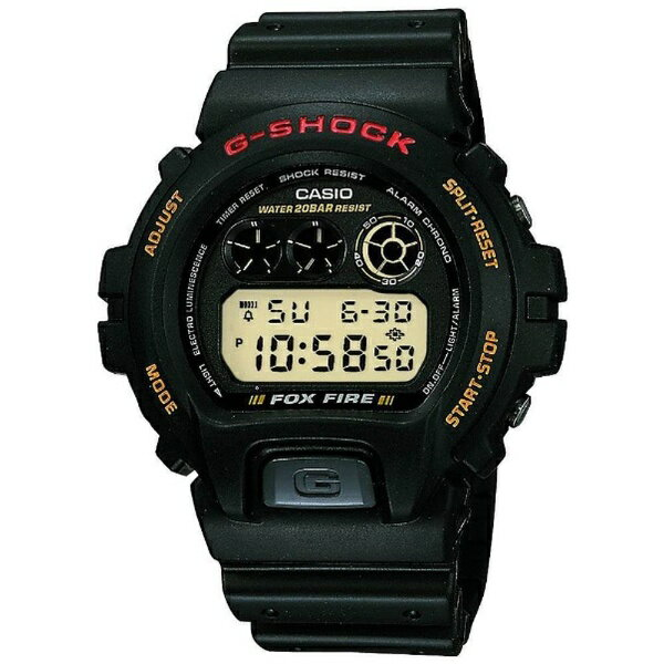 腕時計, メンズ腕時計  CASIO G-SHOCKG- FOX FIRE DW-6900B-9DW6900B9
