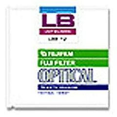 フジフイルム 色温度変換フィルター LBB-2 7.5×7.5
