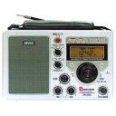 【送料無料】 ANDO 【ワイドFM対応】FM/AM/SW(短波) ホームラジオ ER4-330SP
