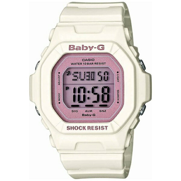 腕時計, レディース腕時計  CASIO Baby-G Shell Pink Colors BG-5606-7BJFBG56067BJF