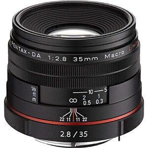 HDペンタックス-DA35mmF2.8 Macro Limited ブラック Kマウント APS-Cサイズ 21450