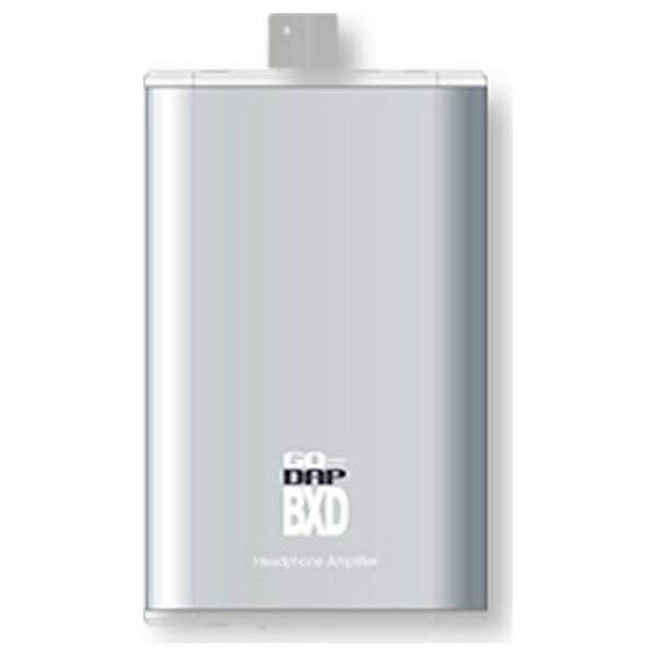 VENTURECRAFT ヘッドホンアンプ DAC付 Go-Dap BXD Silver GBXD-SL[GBXDSL]