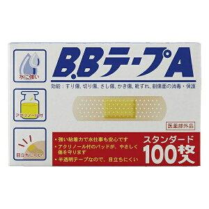 共立薬品 B・BテープA スタンダード 100枚〔テーピング〕