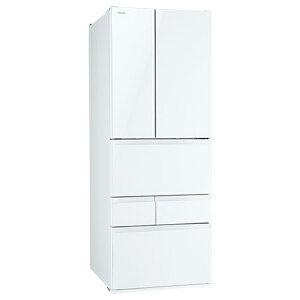 【標準設置費込み】 東芝 《基本設置料金セット》 6ドア冷蔵庫 「マジック大容量 FVシリーズ」...