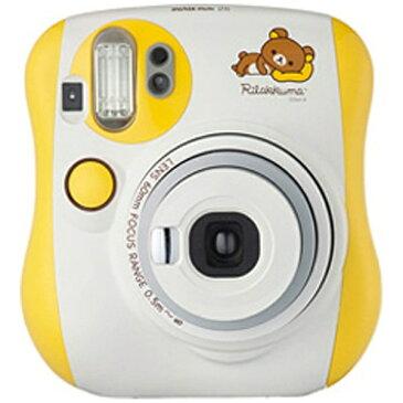 【送料無料】 フジフイルム FUJIFILM インスタントカメラ instax mini 25 『チェキ』 リラックマ[INSMINI25RILAKKUMA]