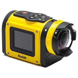 【送料無料】 コダック マイクロSD対応 フルハイビジョンアクションカメラ SP1[SP1EXTREME]