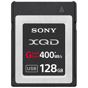 【送料無料】 ソニー 128GB XQDメモリーカード QD-G128A[QDG128A]