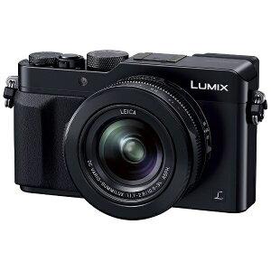 【送料無料】 パナソニック デジタルカメラ LUMIX DMC-LX100(ブラック)