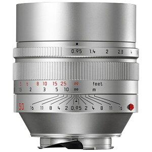 【送料無料】 ライカ ノクティルックス M f0.95/50mm ASPH.【ライカMマウント】(シルバー)