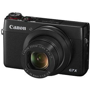 【送料無料】 キヤノン コンパクトデジタルカメラ PowerShot G7 X