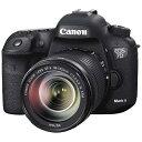 【送料無料】 キヤノン CANON EOS 7D Mark II(G) 18-135 IS STM レンズキット/デジタル一眼レフカメラ[生産完了品 在庫限り][EOS7DMK2LK]