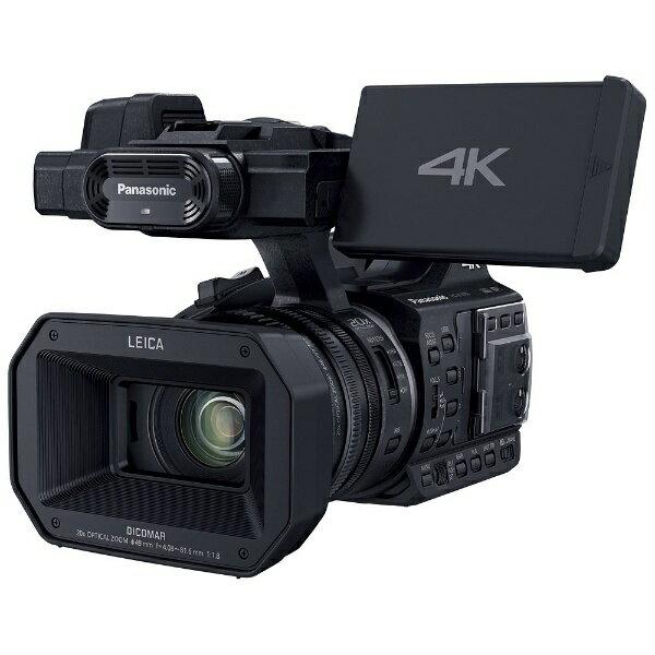 4Kビデオカメラ「HC-X1000」