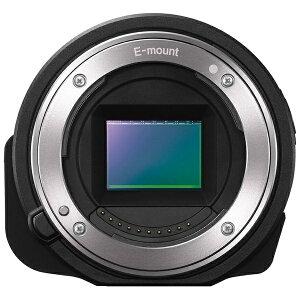 【送料無料】 ソニー レンズスタイルカメラ QX1 ボディ(レンズ別売)(ブラック/ミラーレス…