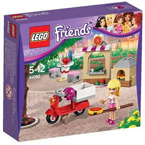 【あす楽対象】 レゴジャパン LEGO 41092 ピザショップ