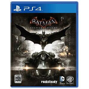 【送料無料】 ワーナーホームビデオ バットマン:アーカム・ナイト【PS4ゲームソフト】