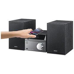 【送料無料】ソニー【ワイドFM対応】Bluetooth対応ミニコンポ(シルバー)CMT-SBT40SC[CMTSBT40SC]