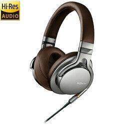 【送料無料】ソニー【ハイレゾ音源対応】ヘッドホン(シルバー)MDR-1AS1.2mコード[MDR1AS]