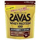 明治meiji SAVAS ホエイプロテイン100 チョコレート味 50食[CZ7342]