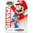 任天堂 amiibo マリオ(スーパーマリオシリーズ)【Wii U/New3DS/New3DS LL】