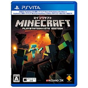 【あす楽対象】 ソニーコンピューターエンタテイメント Minecraft: PlayStation Vita Edition...