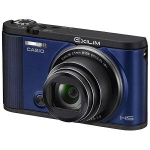 【あす楽対象】【送料無料】 カシオ デジタルカメラ HIGH SPEED EXILIM EX-ZR1600(ブルー)