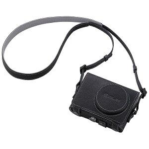 デジタルカメラケース ブラック