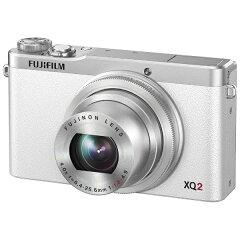 【送料無料】 フジフイルム コンパクトデジタルカメラ FUJIFILM XQ2(ホワイト)