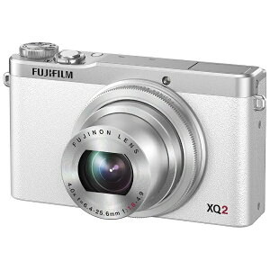 【送料無料】 フジフイルム デジタルカメラ FUJIFILM XQ2(ホワイト)
