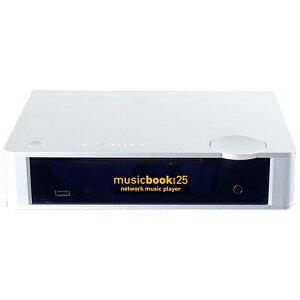 【送料無料】 LINDEMANN 【ハイレゾ音源対応】ネットワークプレイヤー MUSICBOOK25