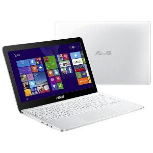 【送料無料】 ASUS 11.6型ノートPC Eeebook X205TA X205TA-B-WHITE (2015年モデル・ホワイト)