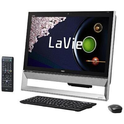 【送料無料】 NEC デスクトップPC LaVie Desk All-in-one [Office付き] PC-DA570AAB (2015年モ...