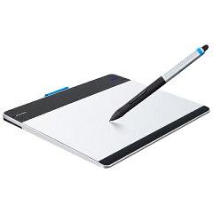 【あす楽対象】【送料無料】 WACOM ペンタブレット Intuos Pen&touch Comic small (CLIP STUD...