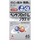 【第(2)類医薬品】 ベンザブロックLプラス錠(45錠)〔風...