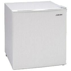 【送料無料】アビテラックス《基本設置料金セット》1ドア冷蔵庫(46L)AR-509E-Wホワイトストライプ[AR509EW]